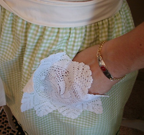 doily pocket