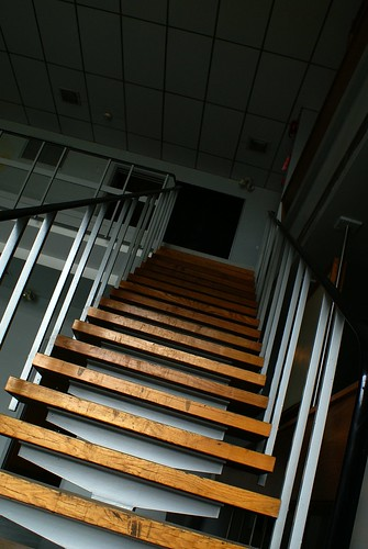 Abandoned 'Cody Hall' at the University of Windsor