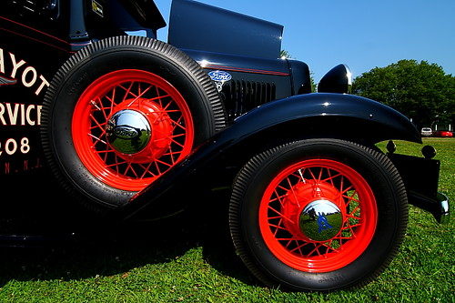 1930 Ford Truck Wheels