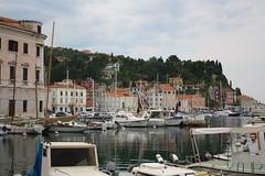 Piran Harbour (dreamo) Tags: slovenia piran adriatic pirano gulfofpiran
