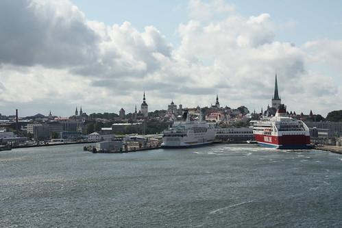 Puerto de Tallinn