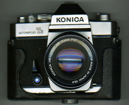 My father's camera (a gift)