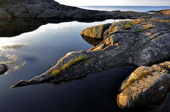 Rocks on Hesnesy II (lasse christensen) Tags: norway norge rocks srlandet svaberg hesnesy dsc5249 hesnesyene