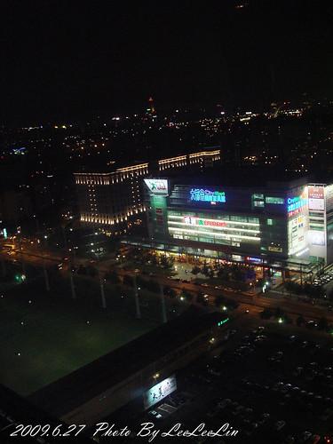 台北捷運劍南路站|美麗華百樂園|大直影城~旋轉吧七彩摩天輪