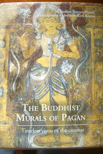 Murales Budistas de Bagán