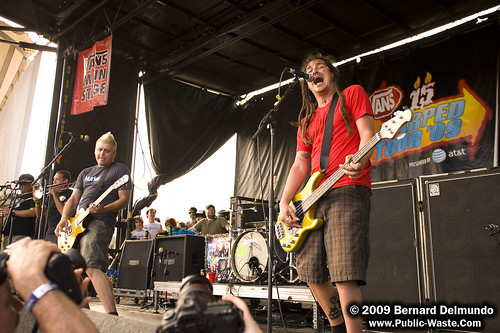 Warped Tour 175 Less Than Jake