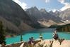 Lago Moraine (c_a_r_l_o_s) Tags: lake canada lago rockymountains moraine yoho morainelake lagomoraine