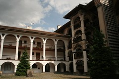 (.kristen.) Tags: bulgaria rila rilamonastery