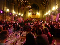 Conference Dinner at Manchester Town Hall