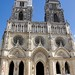 The church of Cross in Orleans where used to pray Joanne d'Arc