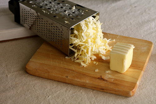 Ode to my Box Grater