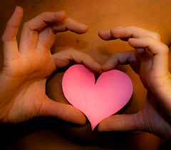 2 (insatiable73) Tags: pink 2 cute love beautiful hearts hands 365days insatiable73