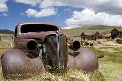 20090525_Bodie_182-car (Carols Images) Tags: california easternsierras highway395 bodiestatehistoricpark