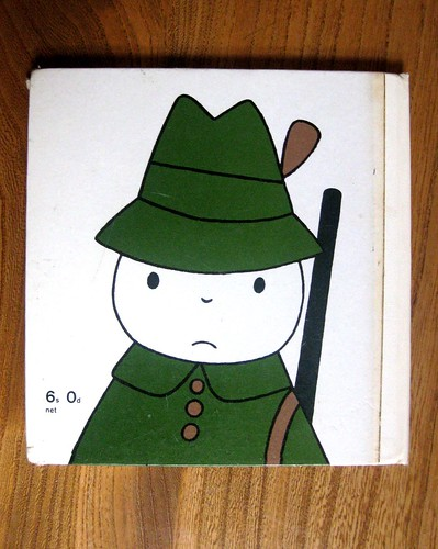 dick bruna, red riding hood, back by you.