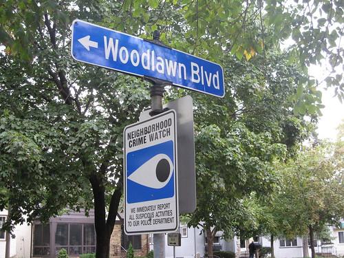 Woodlawn Blvd
