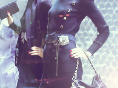 """""""Fashion fades, only style remains the same."""" (heartbreaker [London]) Tags: street london chanel sloane"""