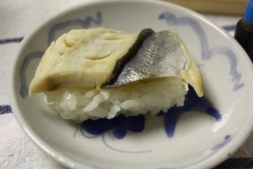 小鯵押寿司