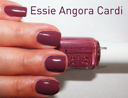 Essie Angora Cardi