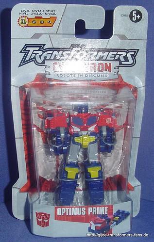 Optimus-Prime-Blau   Cybertron Legends  Transformers 001