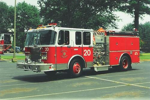 AFD Eng 20 1990 Spartan/Quality 1500/500 D/A sn M-483