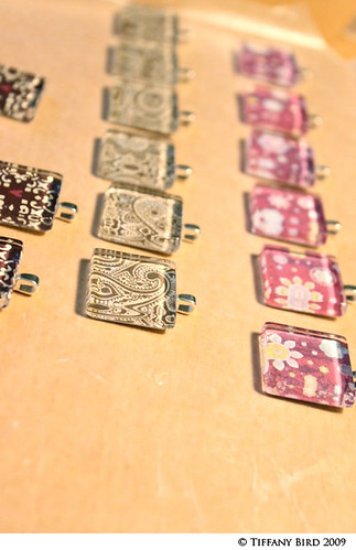 drying pendants