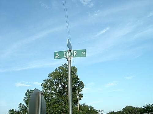 Odor Street