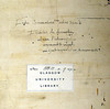 Ownership inscription in Duranti, Guillelmus: Rationale divinorum officiorum