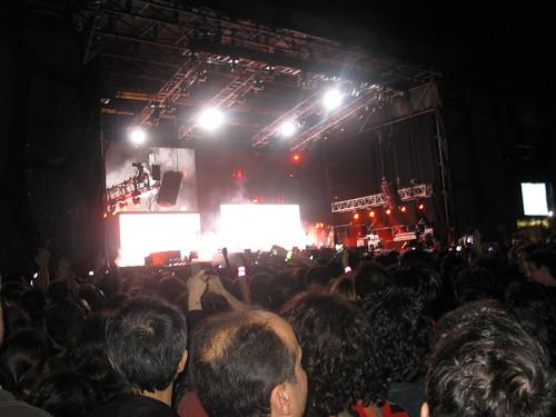 Personal Fest 2009 - Depeche Mode + Cafe Tacuba