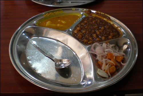 Breakfast in Amritsar