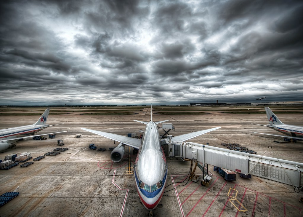 Connecting the community, my Twitter strategy, and American Airlines at DFW