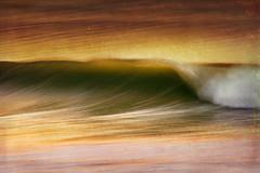 wave tempera (laatideon) Tags: sea blur texture sunrise wave overlay tempera panned etcetc intentionalcameramovement 610sec laatideon deonlategansurf