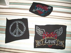 Rhinestone Patches