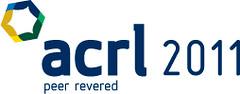 ACRL 2011 Logo