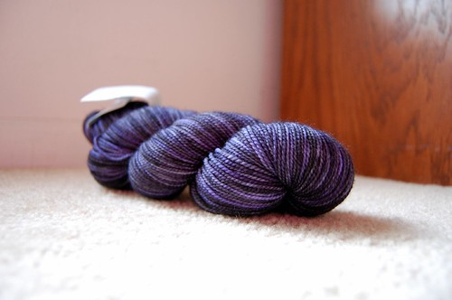Madeline Tosh Sock, Clematis