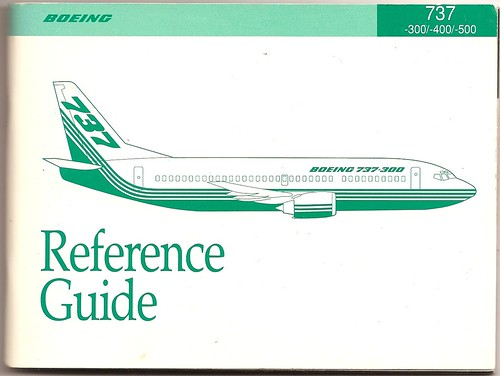 flickriver photoset boeing 737 300 400 500 reference guide by wbaiv rh flickriver com Boeing 737 Seating Chart Boeing 757