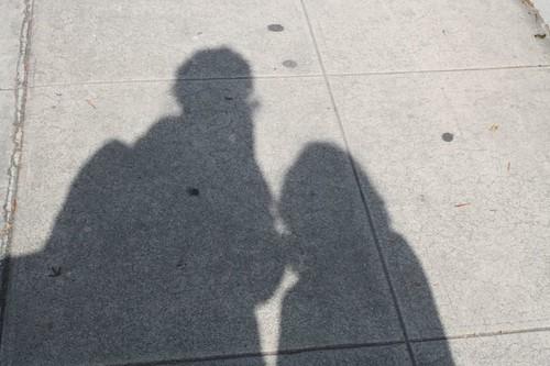 me and e