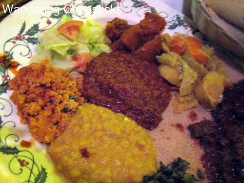 Messob Ethiopian Restaurant - Los Angeles (Little Ethiopia) 5