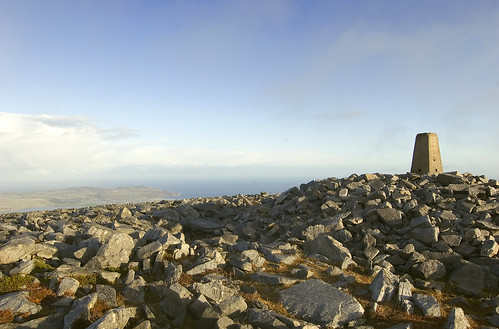 Trig Pillar on Muckish