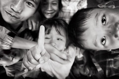 No 1 (archangelse) Tags: portrait bw canon sumatra indonesia child batak parapat thedefiningtouchgroup deftouch