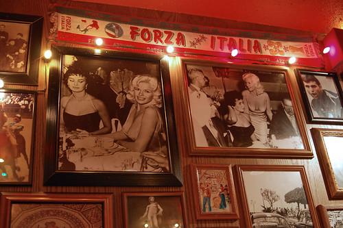 Sofia Loren & Jane Mansfield