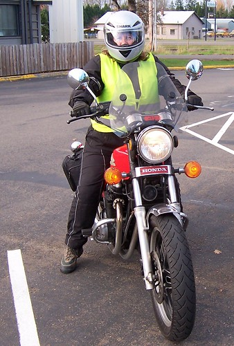 Getting Started Motorcycle Touring
