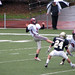Kyle Weiss Punts for Wesleyan