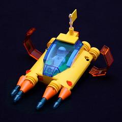 Suntron Quadrostinger (pasukaru76) Tags: lego space moc starfighter sigma105mm vicviper suntron
