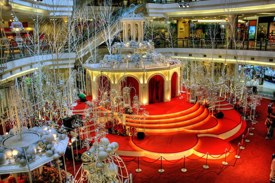 One Utama Christmas (HDR)