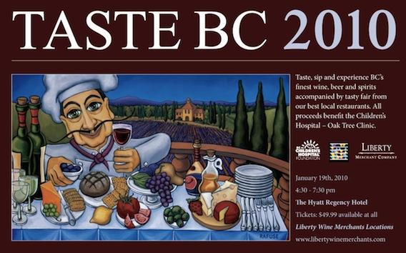 Taste BC 2010