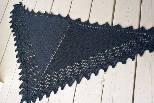 A Shawl for Mom