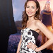 Courtney Ford lovely bones premiere arrival