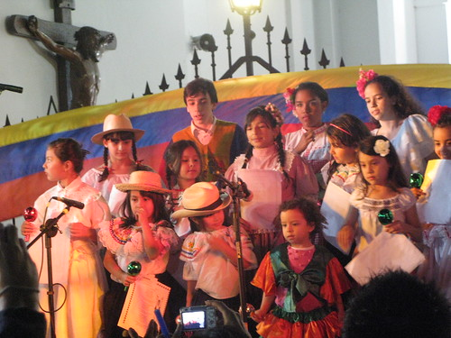 Dia de las Velas en Argentina