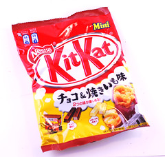 Kitkat Sweet Potato