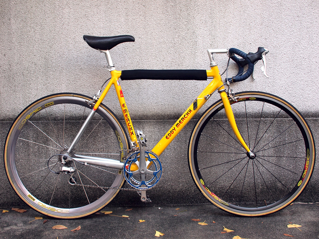 [Bike Check] Eddy Merckx Alu Road